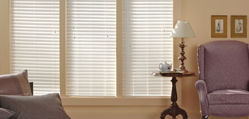 Graber SS Faux Wood Blinds